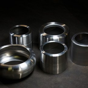 <p>24-inch deep aluminum spinnings.</p>